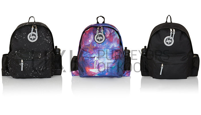 Exclusive HYPE x UKK Water Bottle Backpack