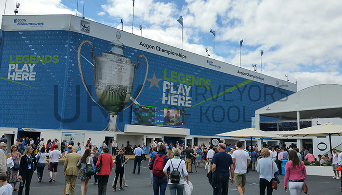 Aegon Championships, Queens Club