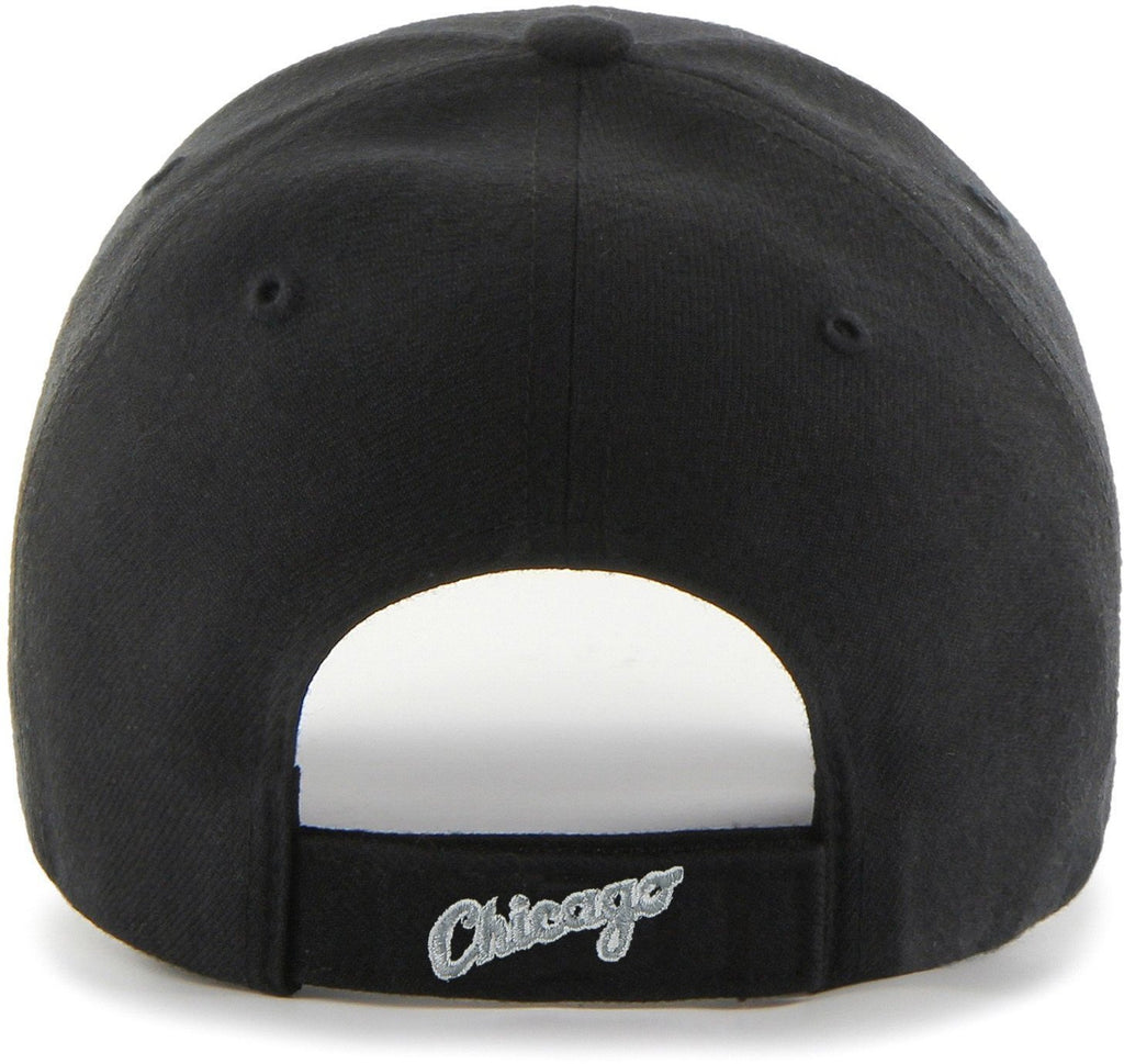 47 Brand MLB Chicago White Sox '47 MVP Adjustable Velcro Strap Baseball Cap