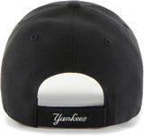 47 Brand MLB New York Yankees '47 MVP Adjustable Velcro Strap Baseball Cap