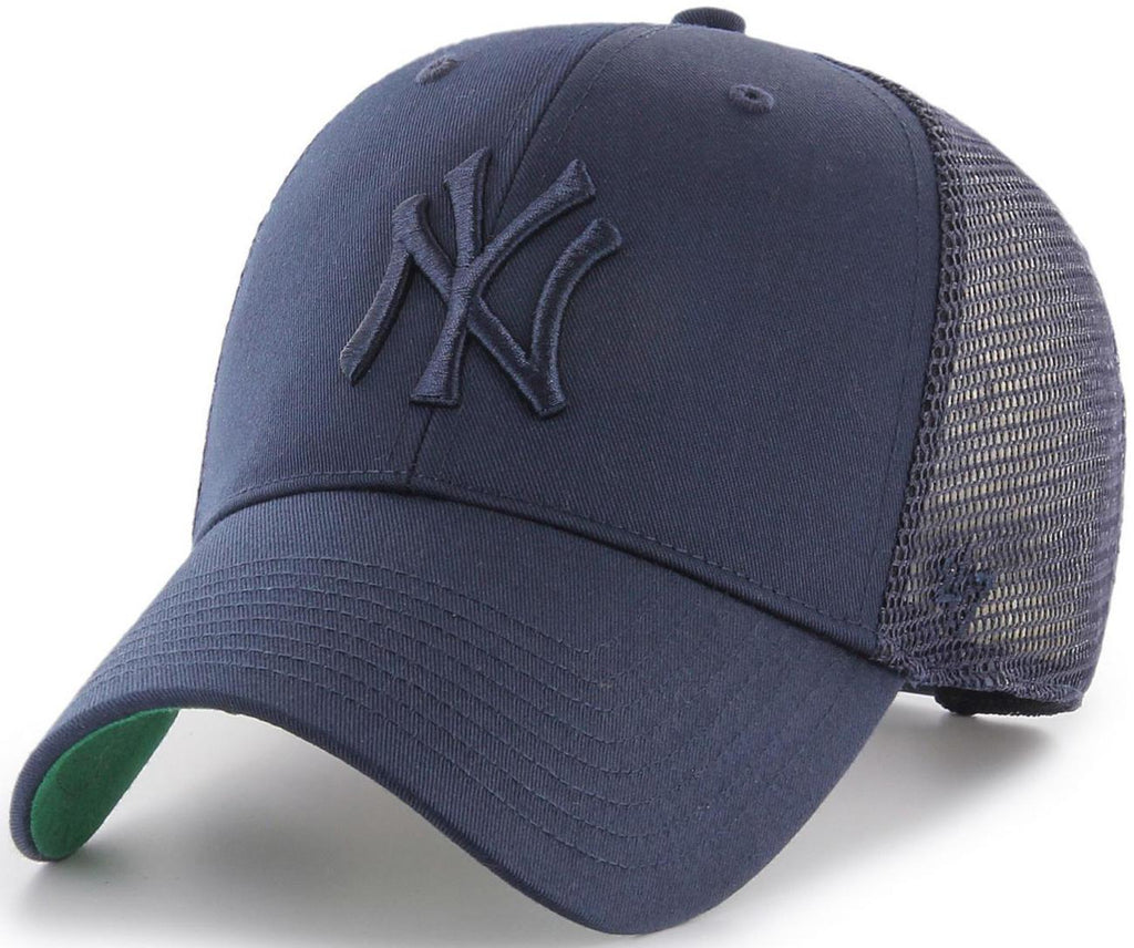 47 Brand New York Yankees Branson MVP Trucker Cap Navy