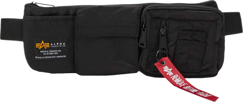 Alpha Industries Crew Utility Bag Black