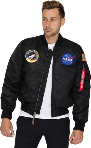 Alpha-Industries-MA-1-VF-NASA-Flight-Jacket-Black