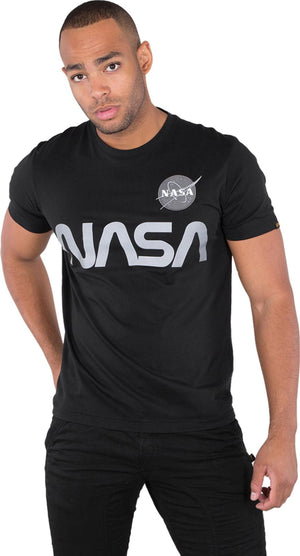 Alpha-Industries-NASA-Reflective-T-Shirt-Black