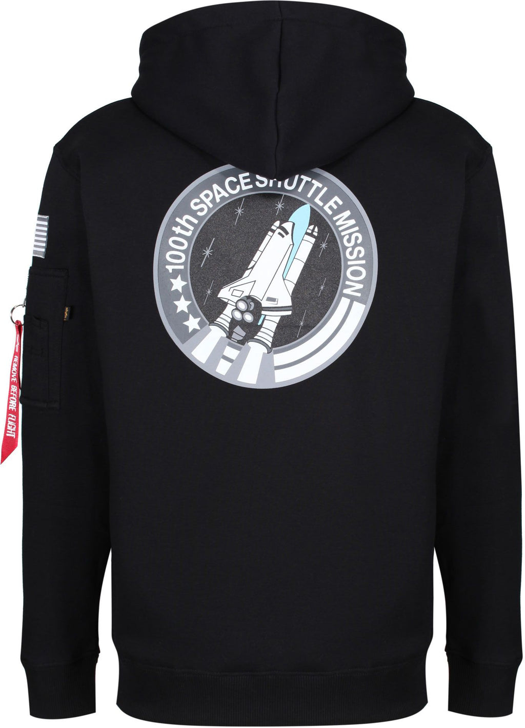 Alpha-Industries-Space-Shuttle-Hoodie-Black