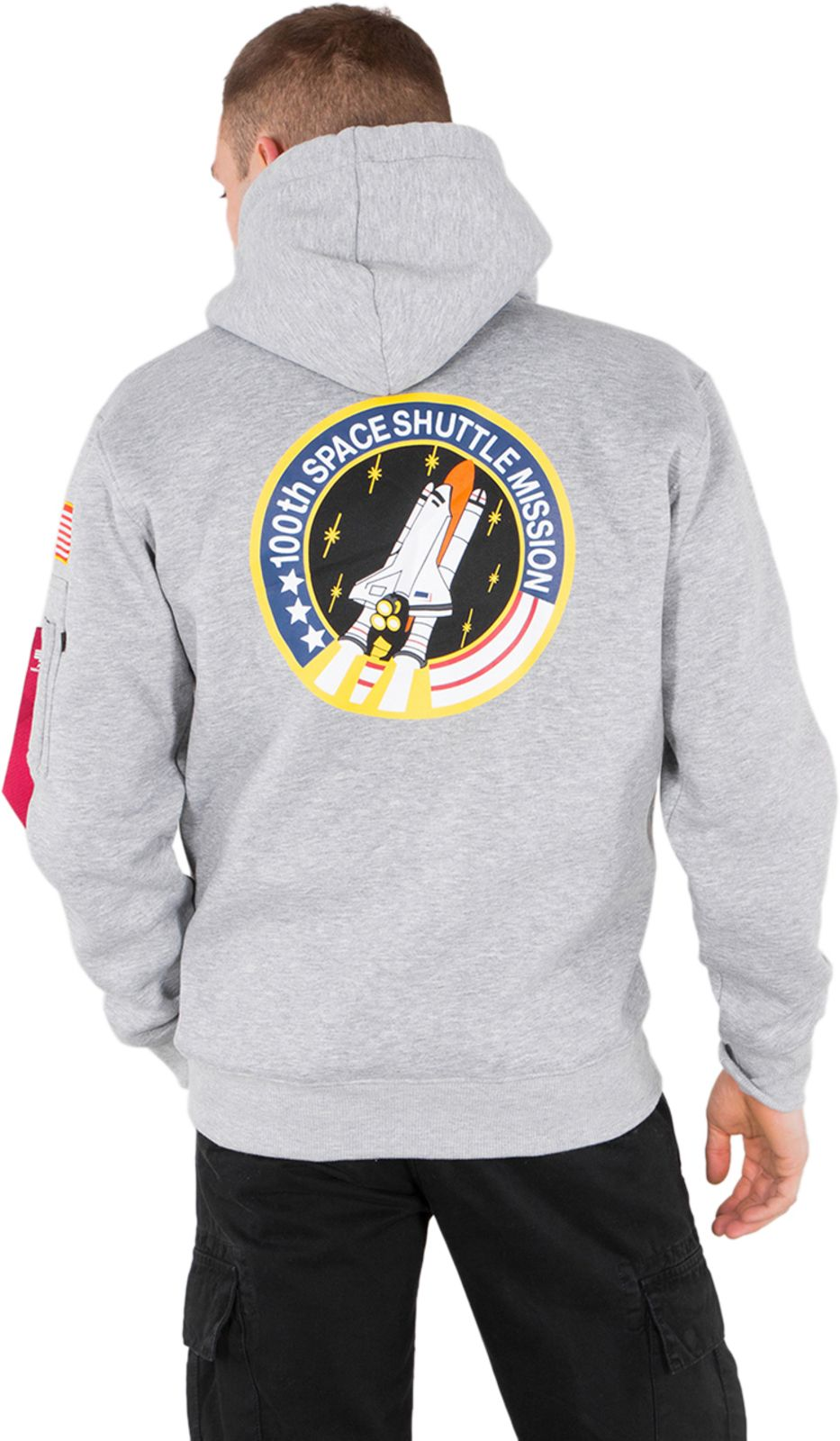 Alpha-Industries-Space-Shuttle-Hoodie-Grey