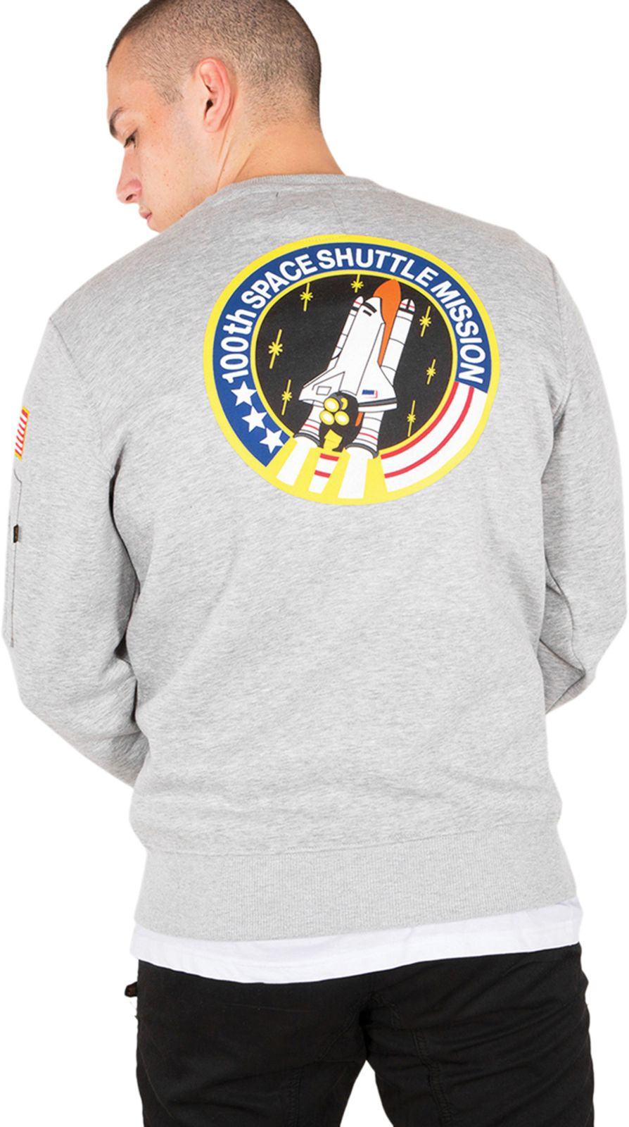 Alpha-Industries-Space-Shuttle-Sweatshirt-Grey
