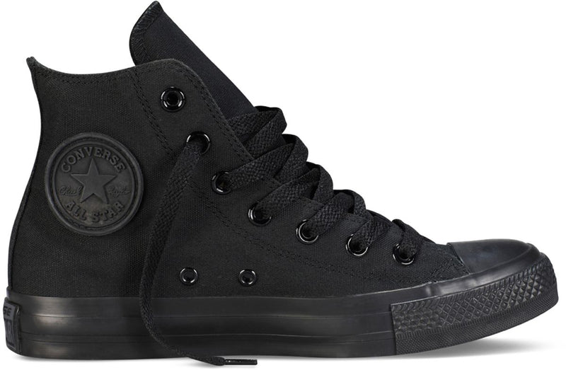 31b854f085dc Converse Chuck Taylor All Star Hi Trainers Black – UK Kolours