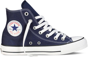 Converse Chuck Taylor All Star Hi Trainers Navy