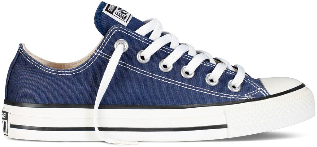 Converse Chuck Taylor All Star Ox Trainers Navy