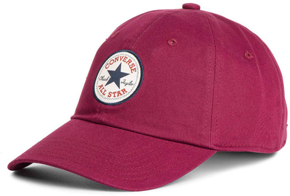 Converse Tip Off Chuck Patch Baseball Cap