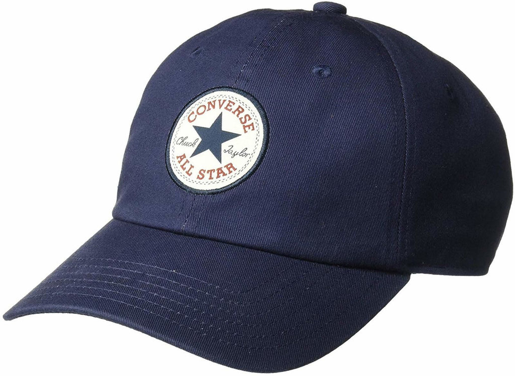 Converse Tip Off Chuck Patch Baseball Cap Navy