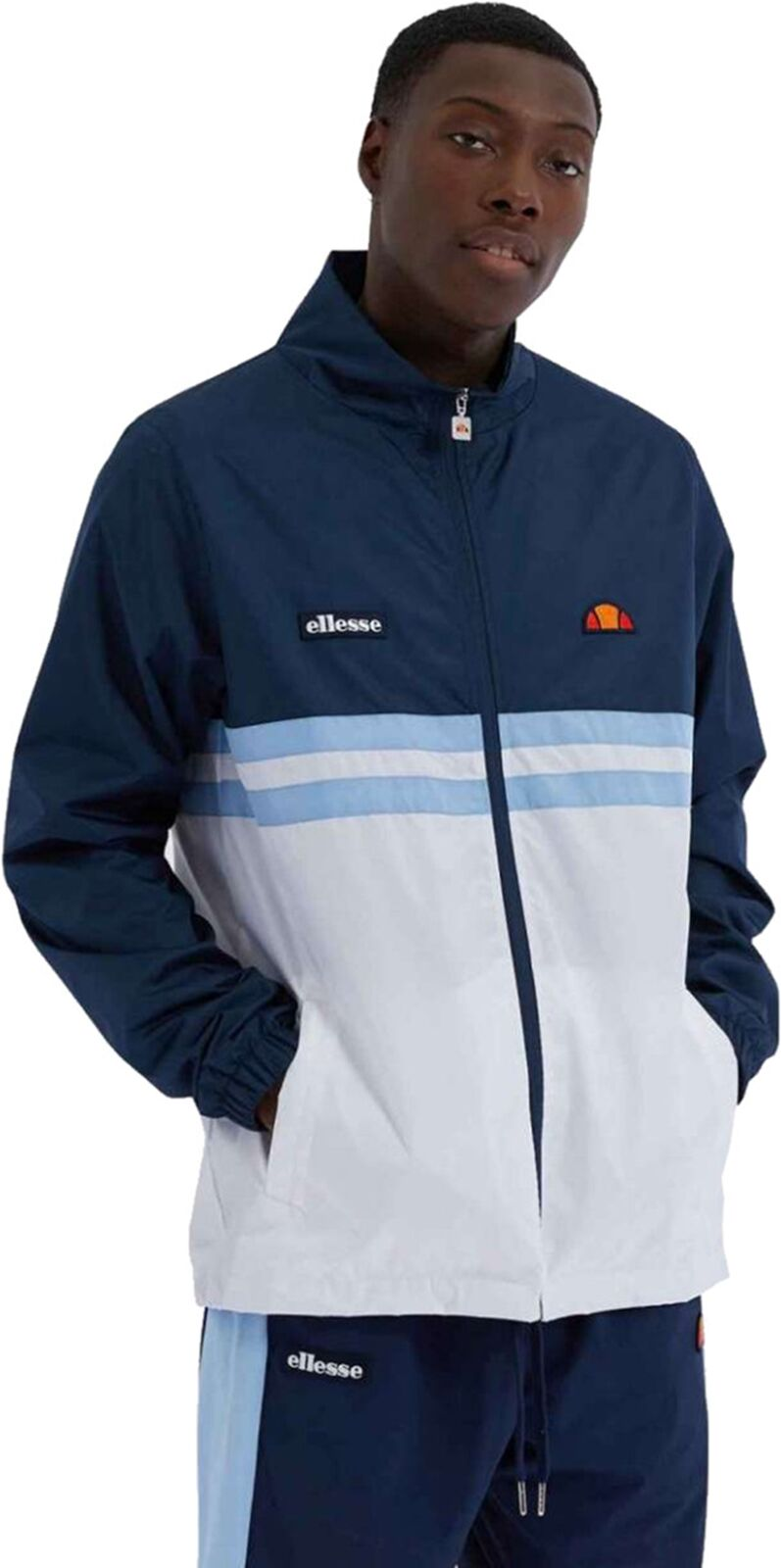 Ellesse Agnello Jacket Navy