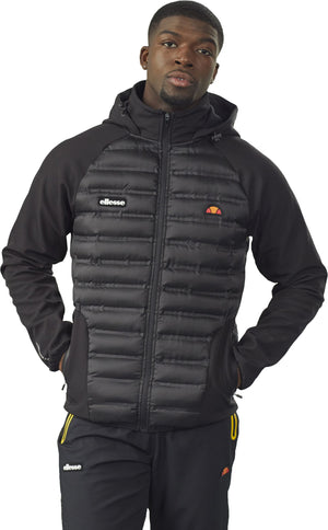 Ellesse Berici Padded Jacket Black