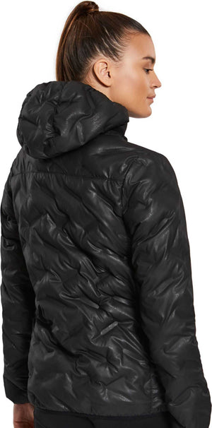 Ellesse Calonazzo Hooded Puffer Jacket Black
