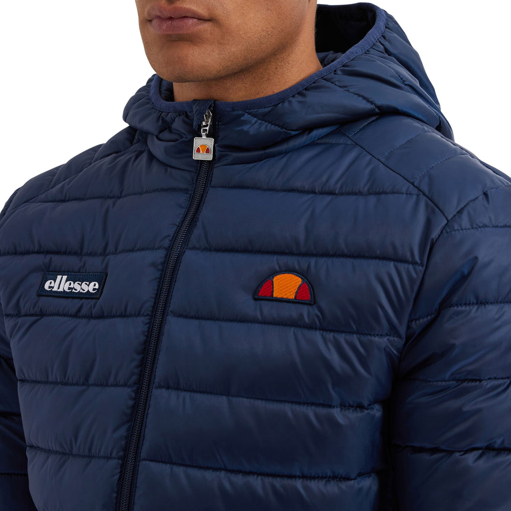 Ellesse Lombardy Padded Jacket Navy
