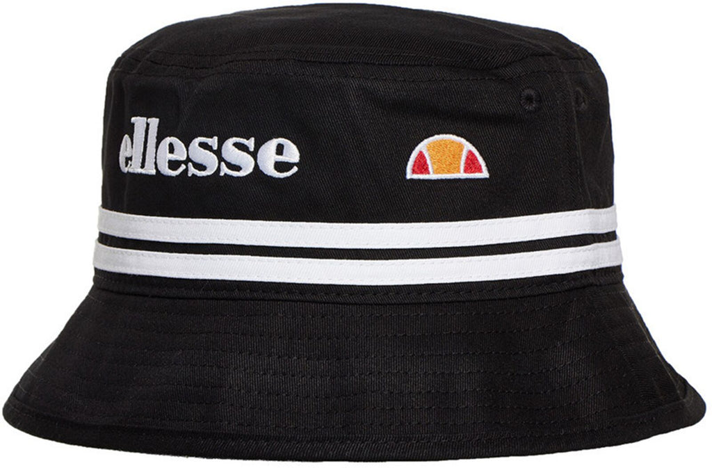 Ellesse Lorenzo Bucket Hat Black