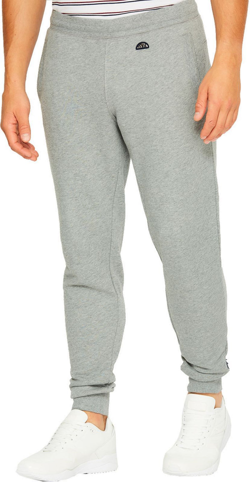 Ellesse Maffeo Sweat Pants Jogger Bottoms Grey
