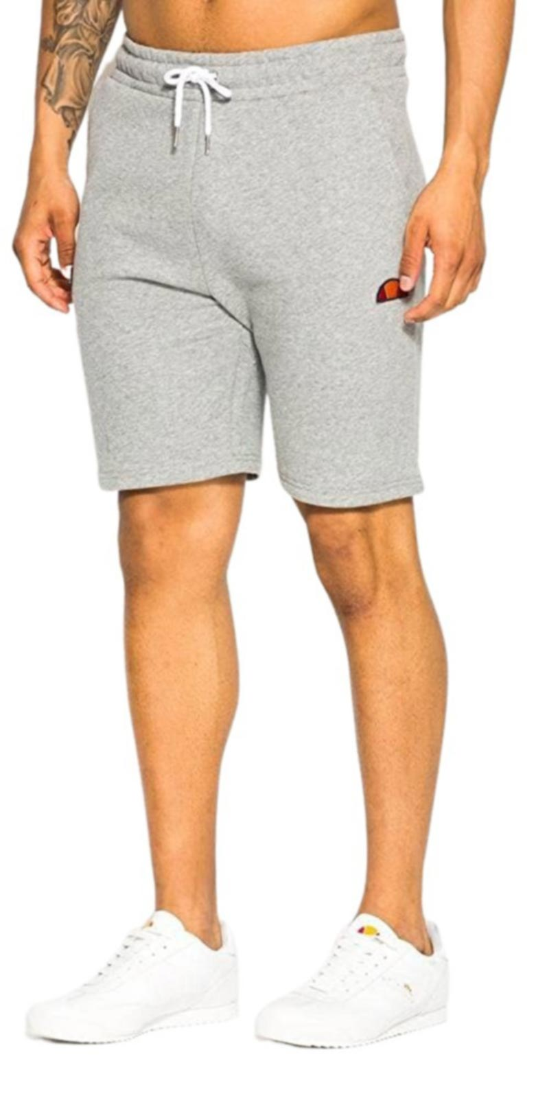 Ellesse Noli Fleece Sweat Shorts SS21 Grey