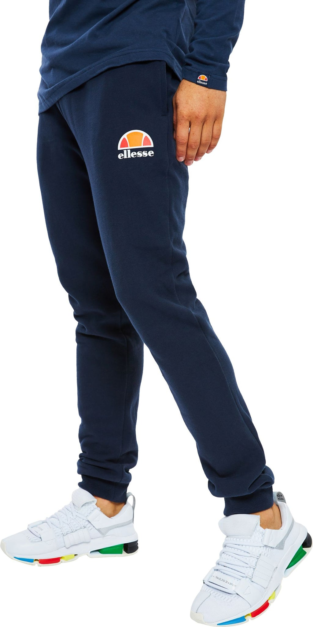 Ellesse-Ovest-Jogger-Bottoms-Blue