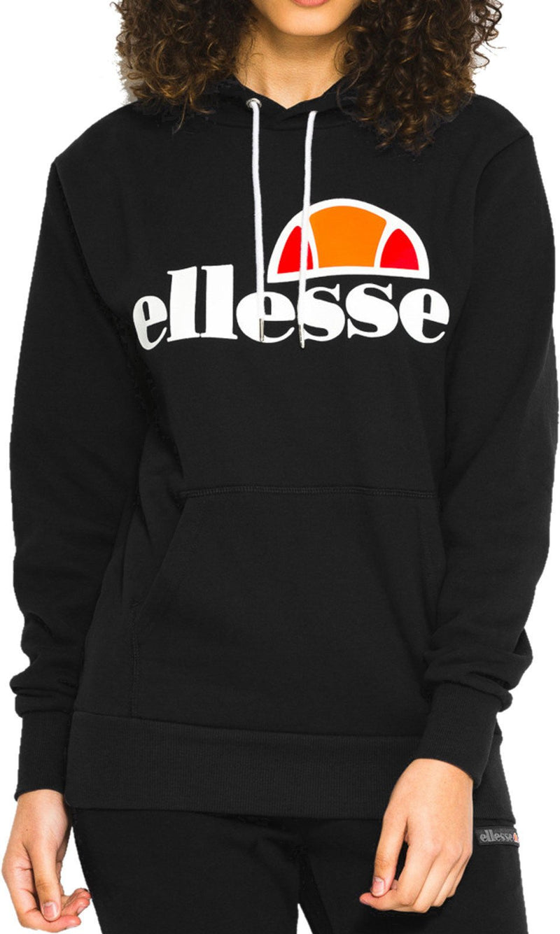 Ellesse Women's Torices Popover Sweat Hoodie Black