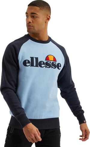 Ellesse Triviamo Sweatshirt Light Blue