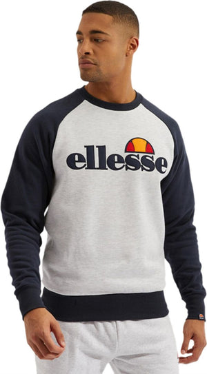 Ellesse Triviamo Sweatshirt Light Grey
