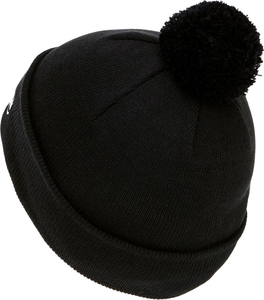 Ellesse Velly Bobble Beanie Hat Black