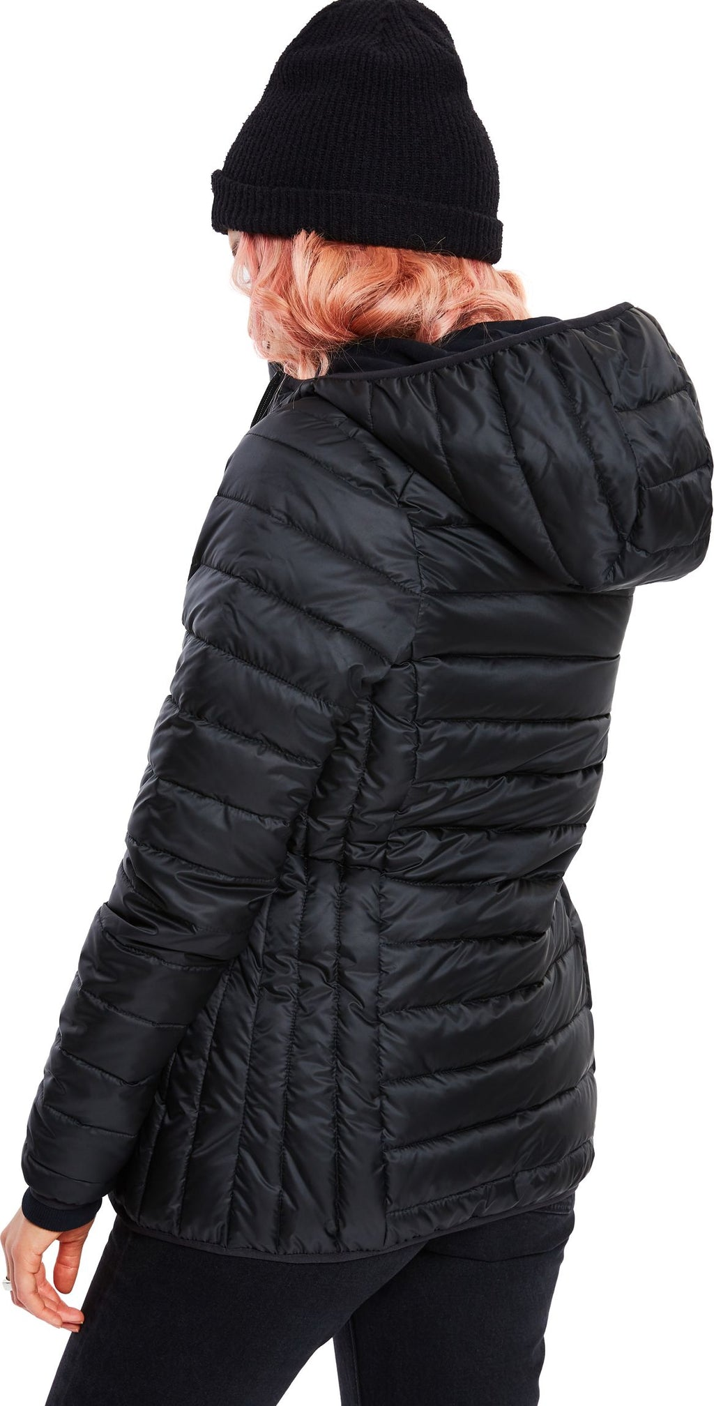 Ellesse Women's Lompard Padded Jacket Black