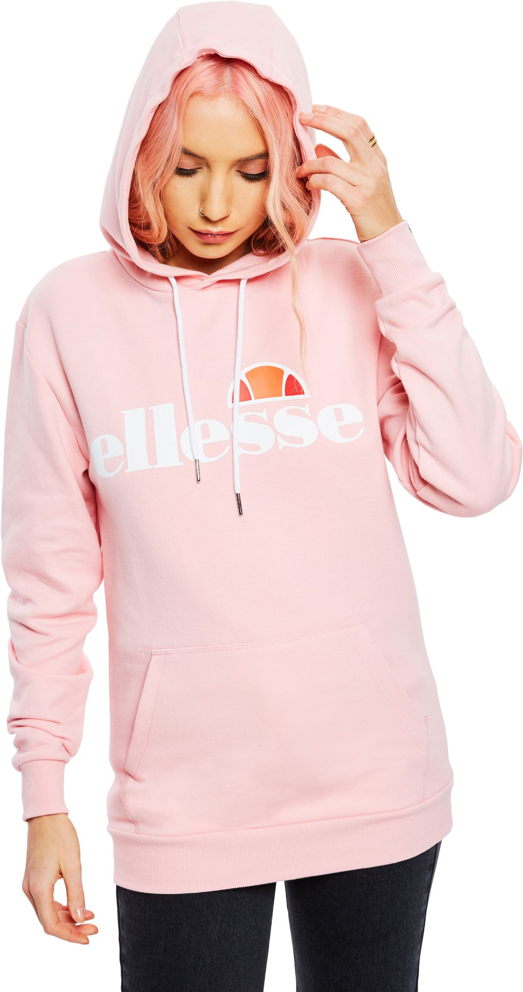 Ellesse Women's Torices Hoodie Light Pink