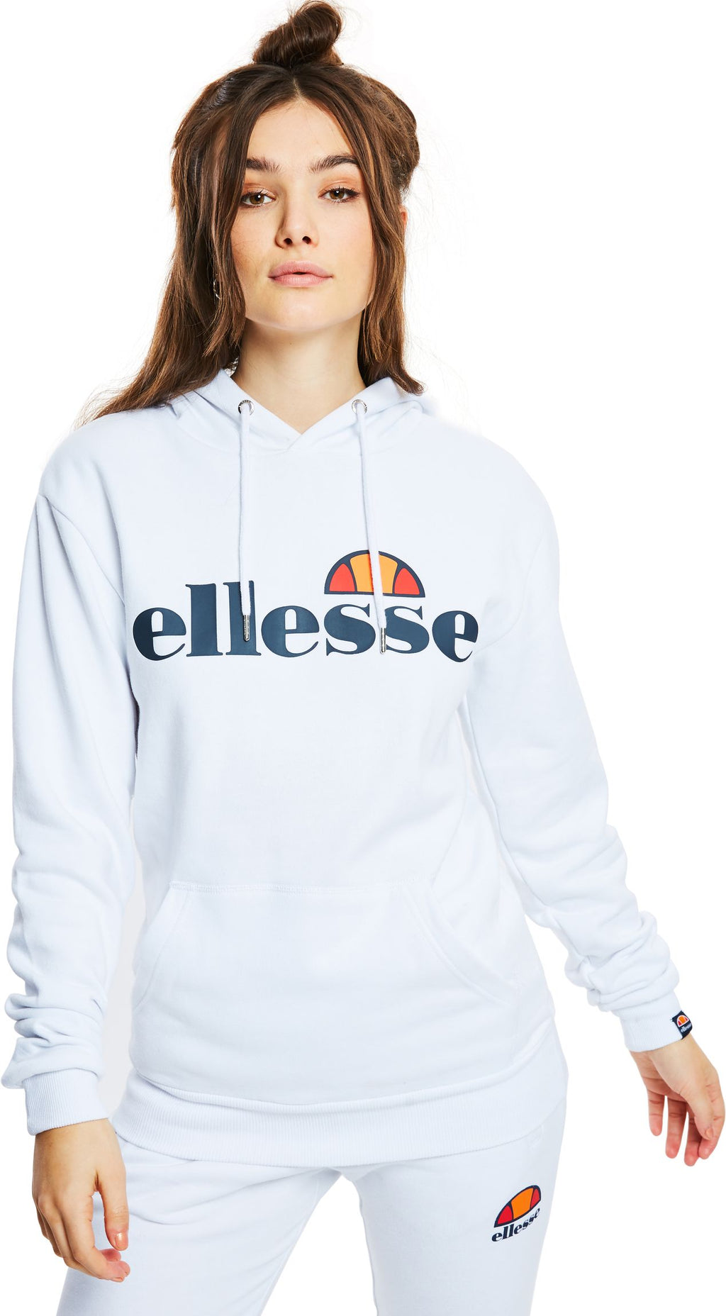 Ellesse Women's Torices Hoodie White