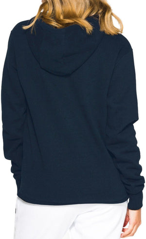 Ellesse Women's Torices Popover Sweat Hoodie Navy