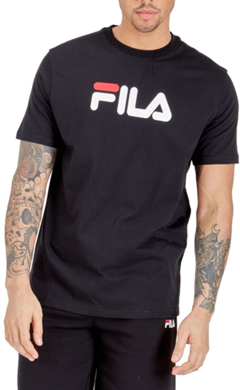 Fila Eagle T-Shirt Black