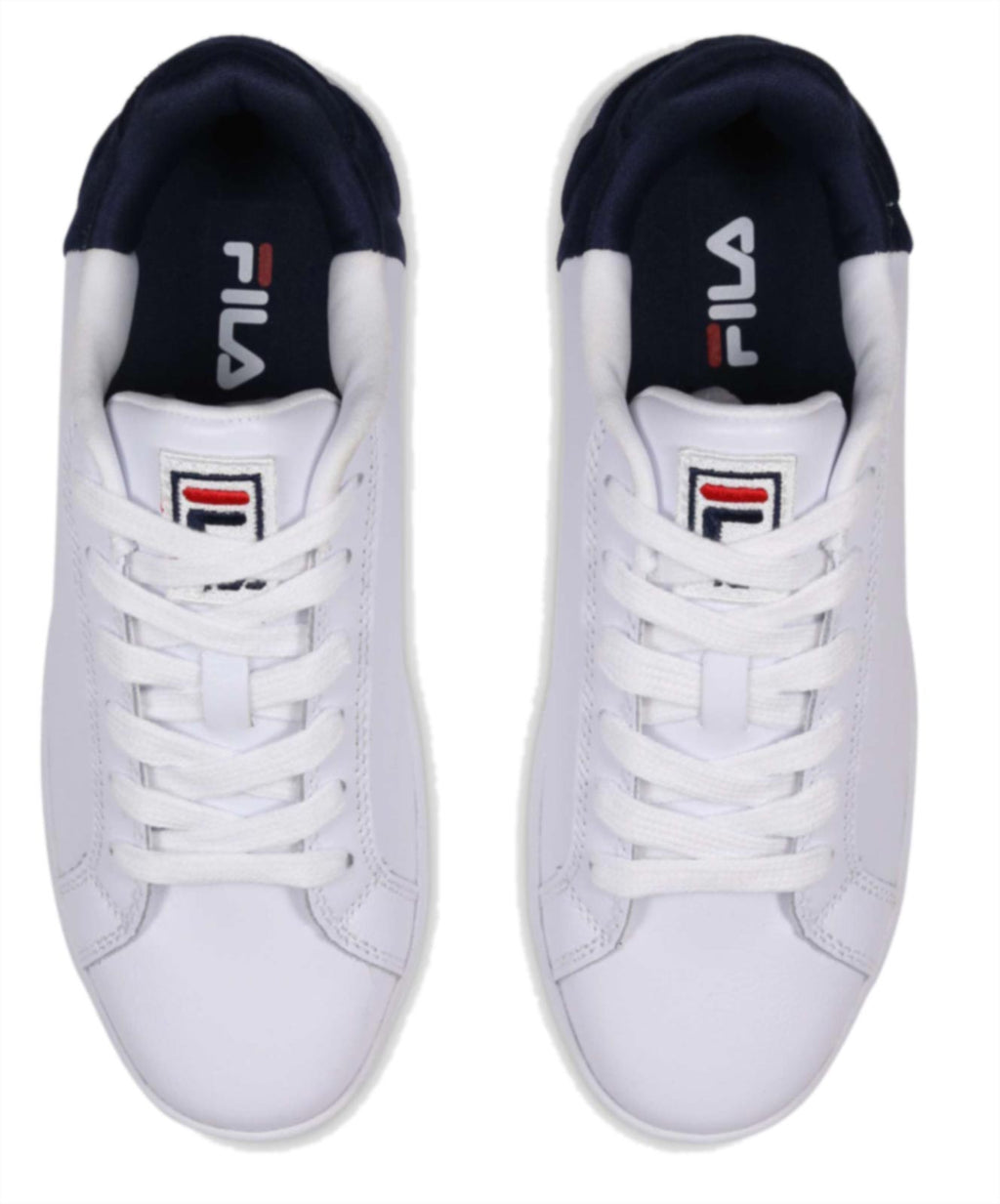 Fila Ryzer Trainers	White/Navy/Red