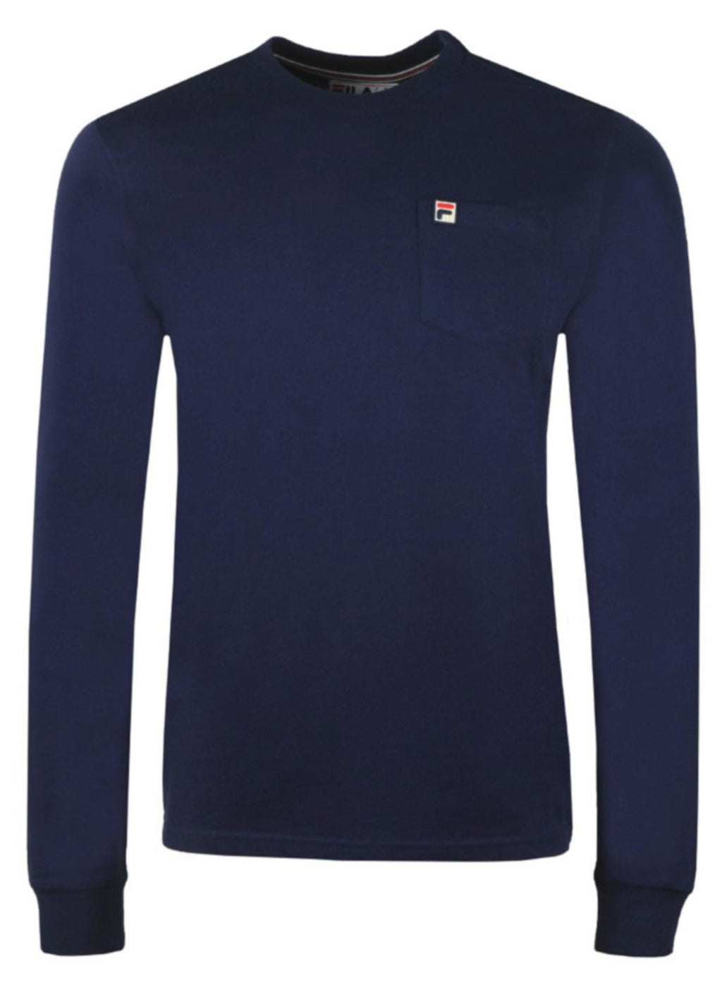 Fila Thames Long Sleeve T-Shirt	Peacoat