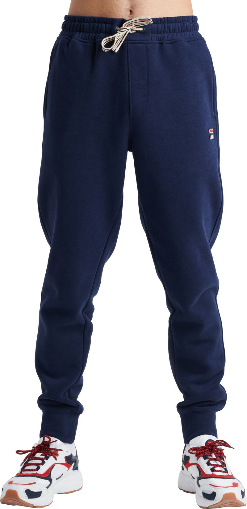 Fila-Visconti-Jogger-Bottoms-Blue