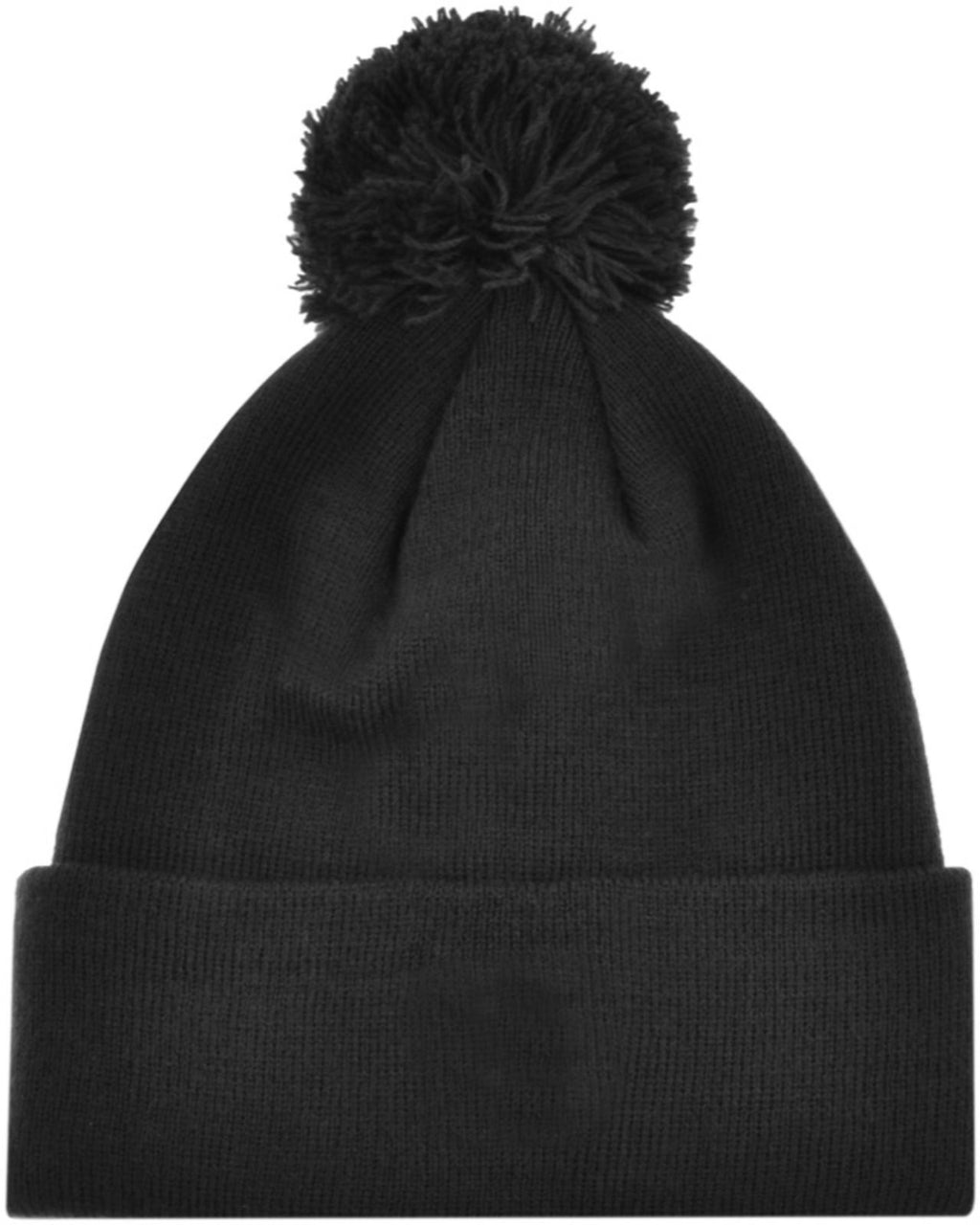 Fila-Wilson-Bobble-Beanie-Hat-Black