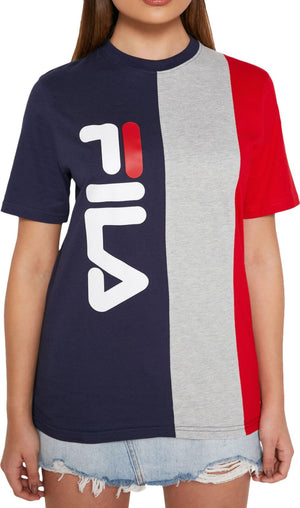 Fila Women's Cassa T-Shirt Navy
