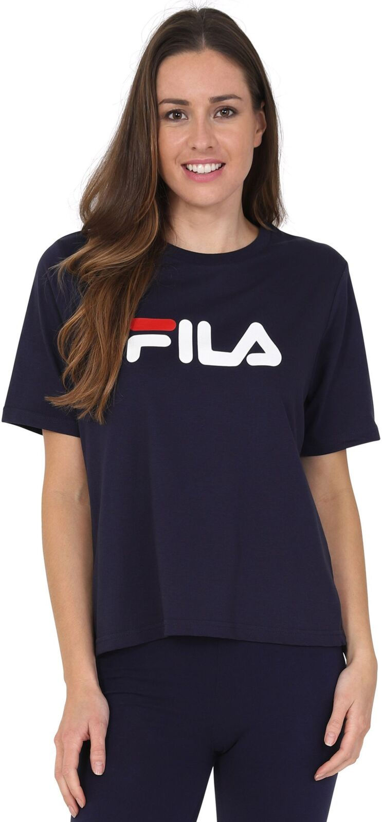 Fila Women's Eagle T-Shirt Blue