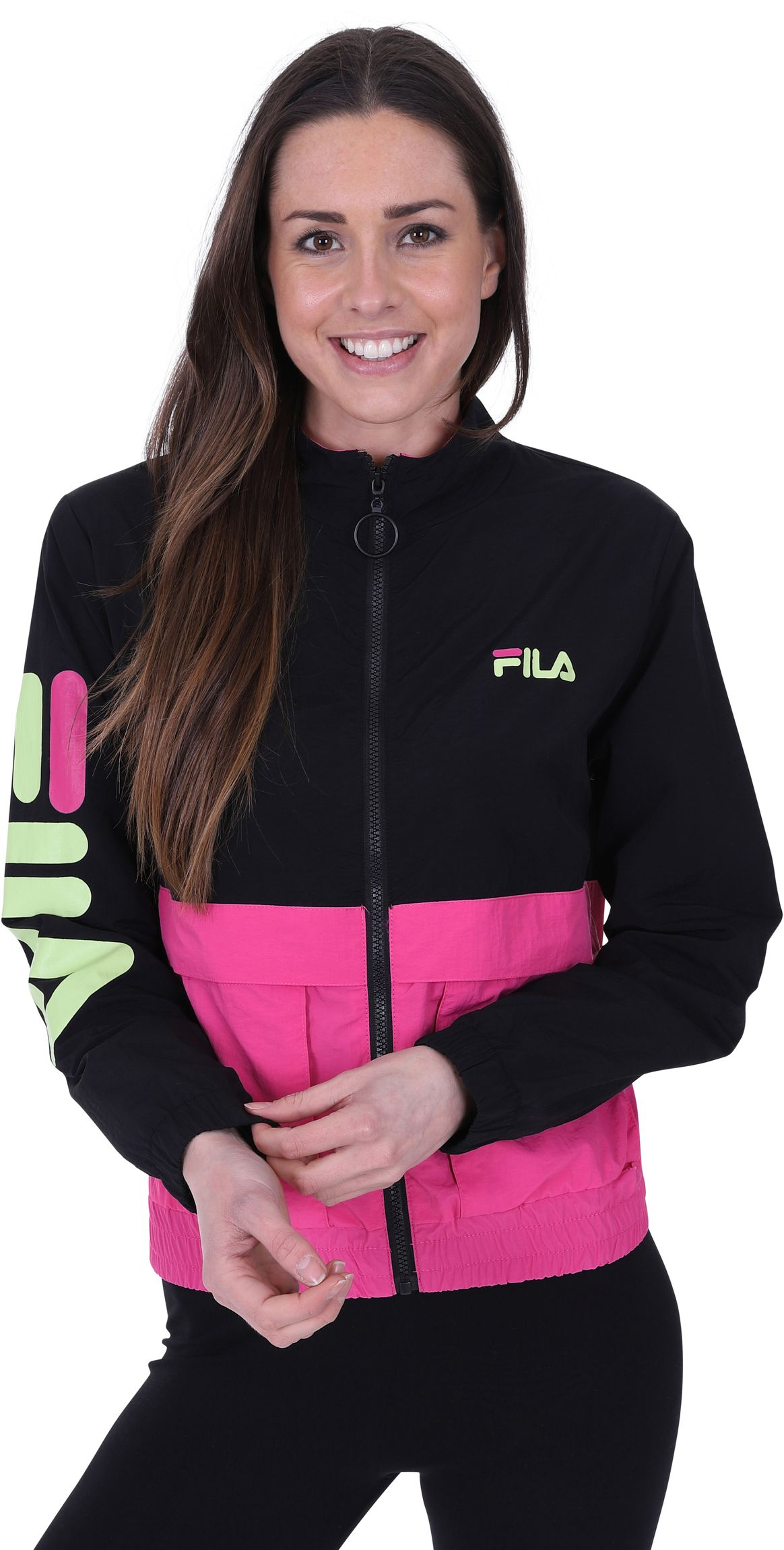 4872a836 Fila Women's Miguela Track Top