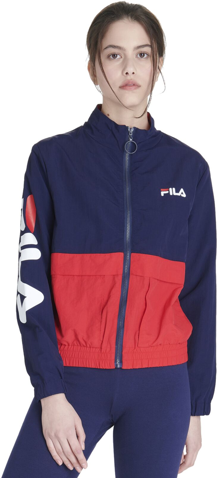 Fila Women's Miguela Track Top Blue