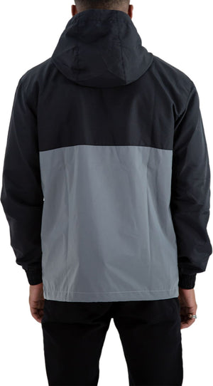 Fresh-Ego-Kid-Reflective-Funnel-Neck-Windbreaker-Black