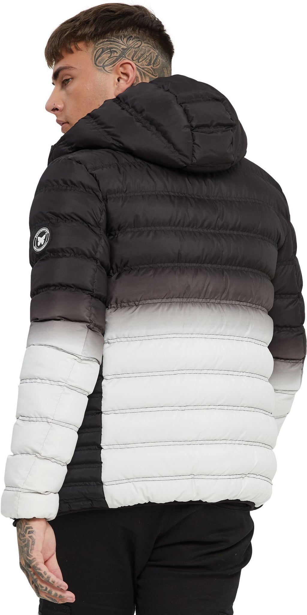Good For Nothing Element Flux Puffer Jacket Black