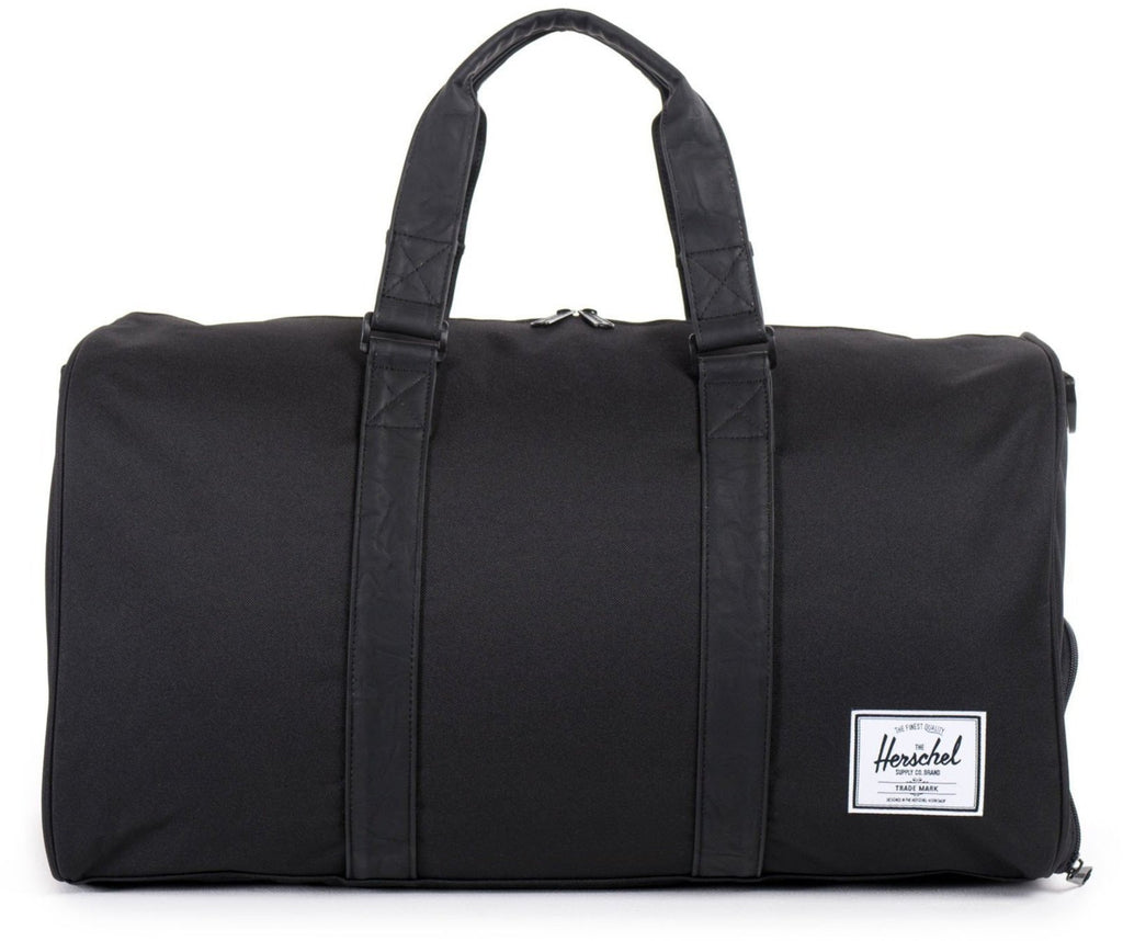 Herschel Supply Co Novel Duffle Bag Holdall Black