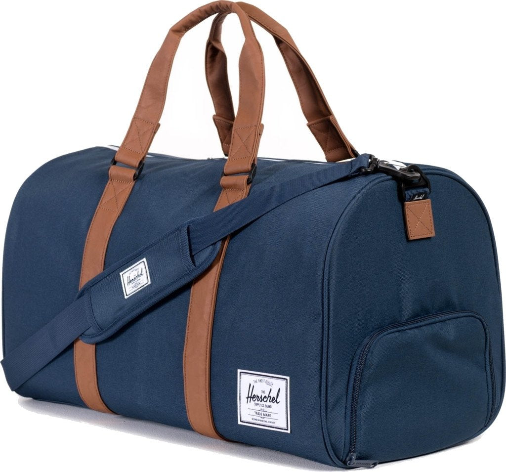 Herschel Supply Co Novel Duffle Bag Holdall Navy