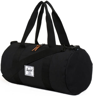 Herschel Supply Co Sutton Mid-Volume Duffle Bag Holdall Black
