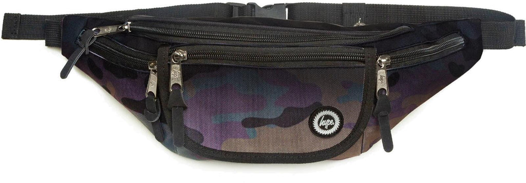 Hype Camo Fade Bum Bag Camo
