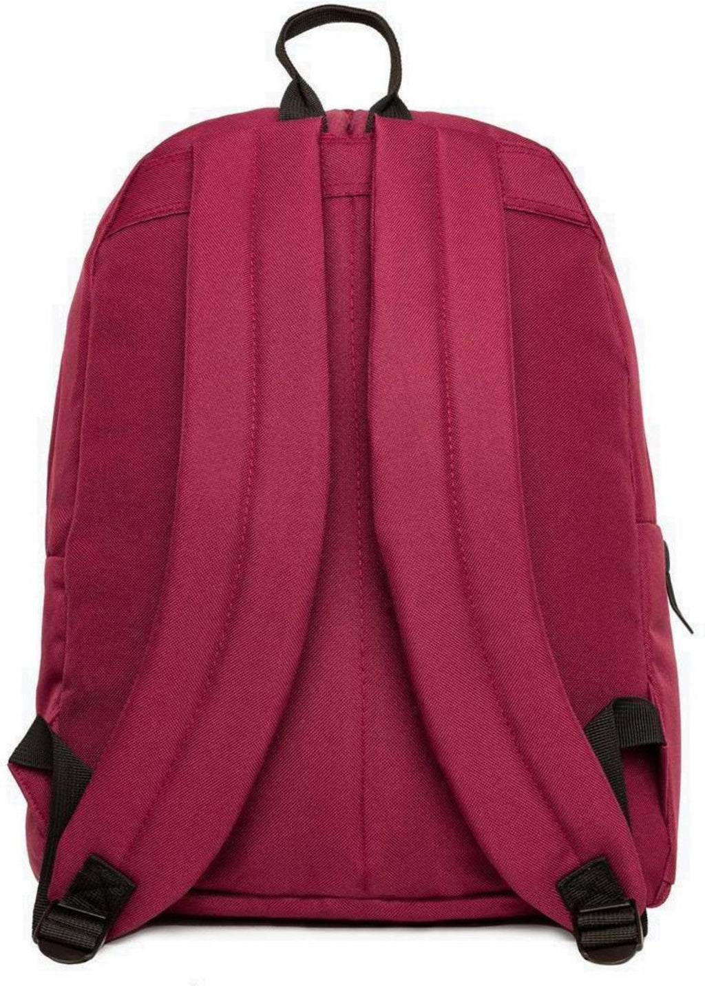 Hype Core Backpack Bag Burgundy