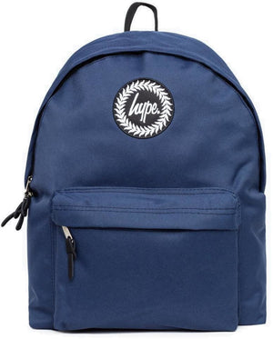 Hype Core Backpack Bag Navy