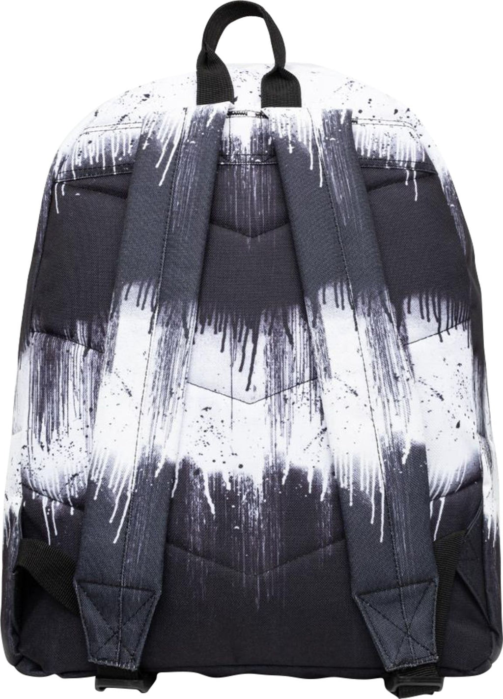 Hype Double Drip Backpack Bag Black